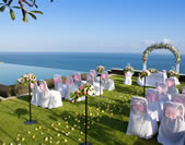 villa wedding